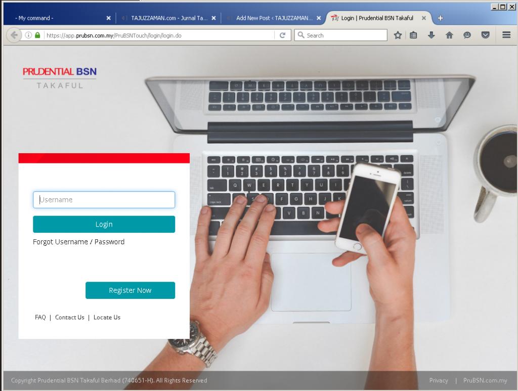 Prudential BSN App